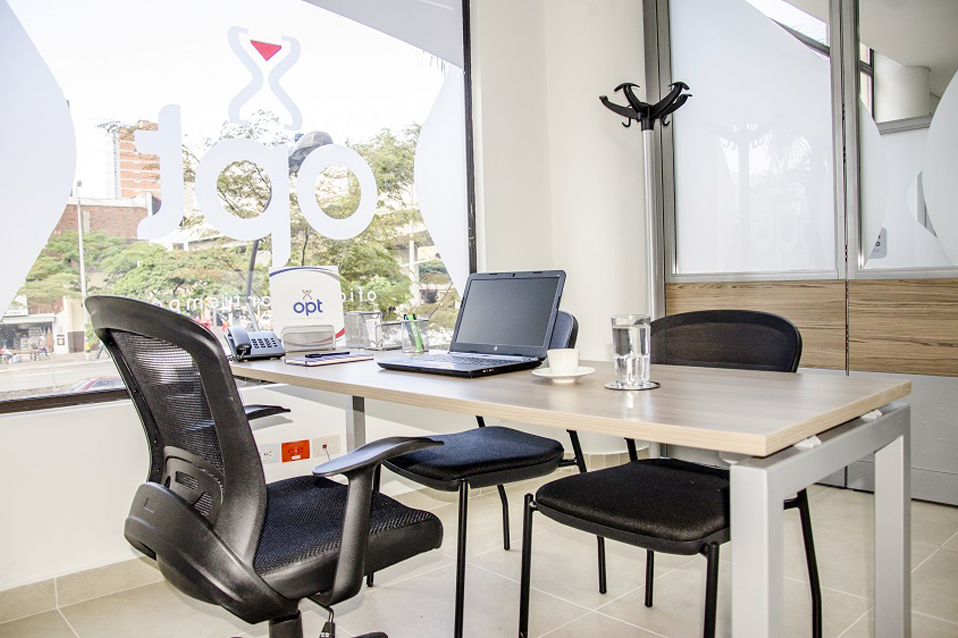 Oficinas opt for Imagenes de fachadas de oficinas modernas